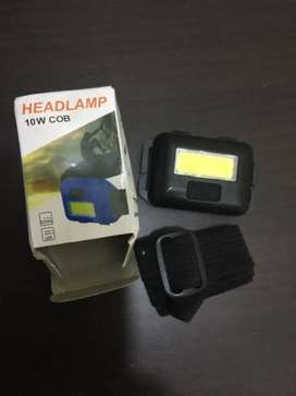 Led headlamps perfect for load shedding  cycling, running,  camping