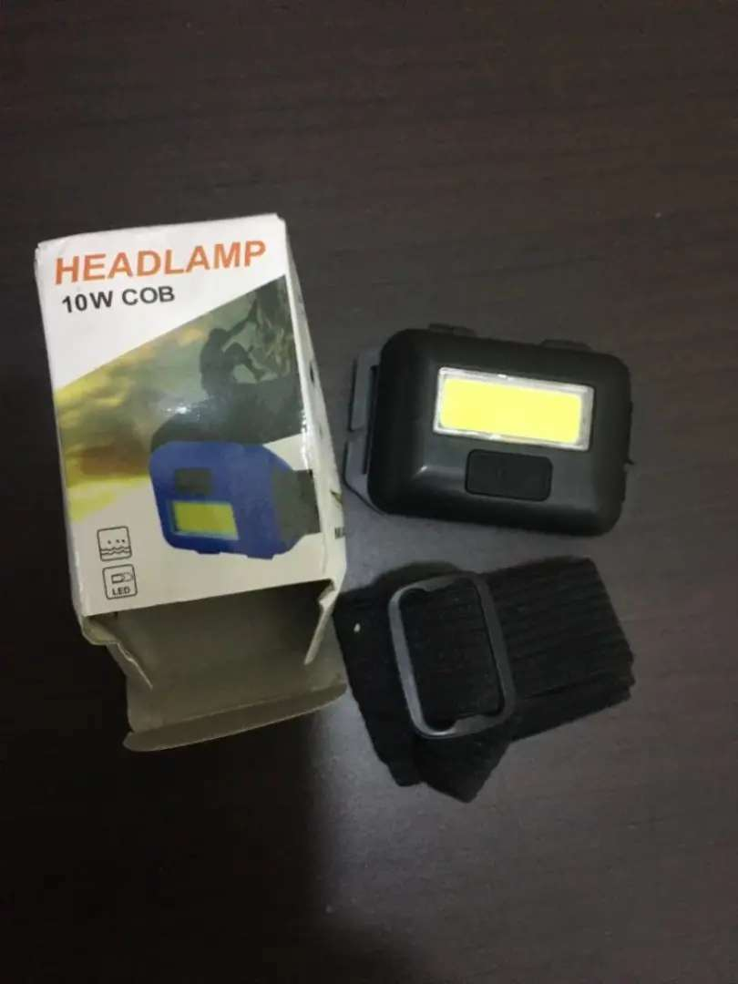 Led headlamps perfect for load shedding  cycling, running,  camping 0