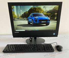 Lenovo Core i3 7th Gen All-In-One