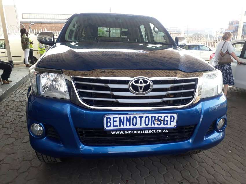 For Sale:2012 Toyota Hilux,Engine2.2D4D,4x4,Manual 0