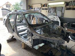 BMW X6 F16 кузов разб