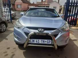 2013 Hyundai iX35 (2.0) Automatic With Service Book