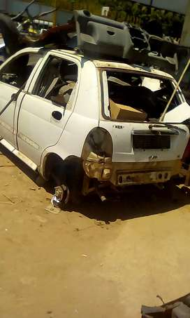Chery QQ3 stripping for spares