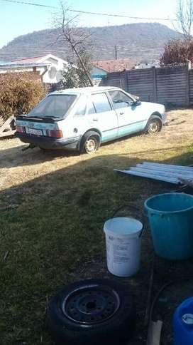 Ford xr3 shell for sale