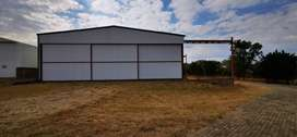 HANGAR situated in Tzaneen for SALE