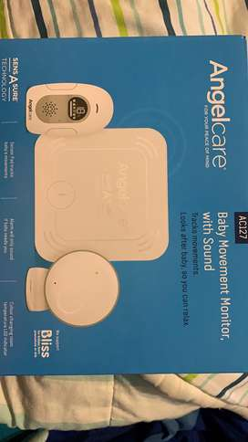 AC127 Angelcare baby monitor