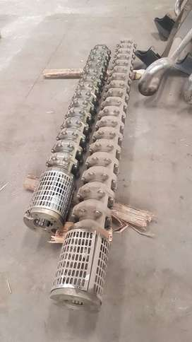 Borehole Motors 15 kW to 205 kW