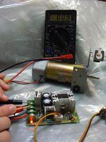 ШИМ регулятор, контроллер оборотів двигуна DC 10V-60V, до 20A