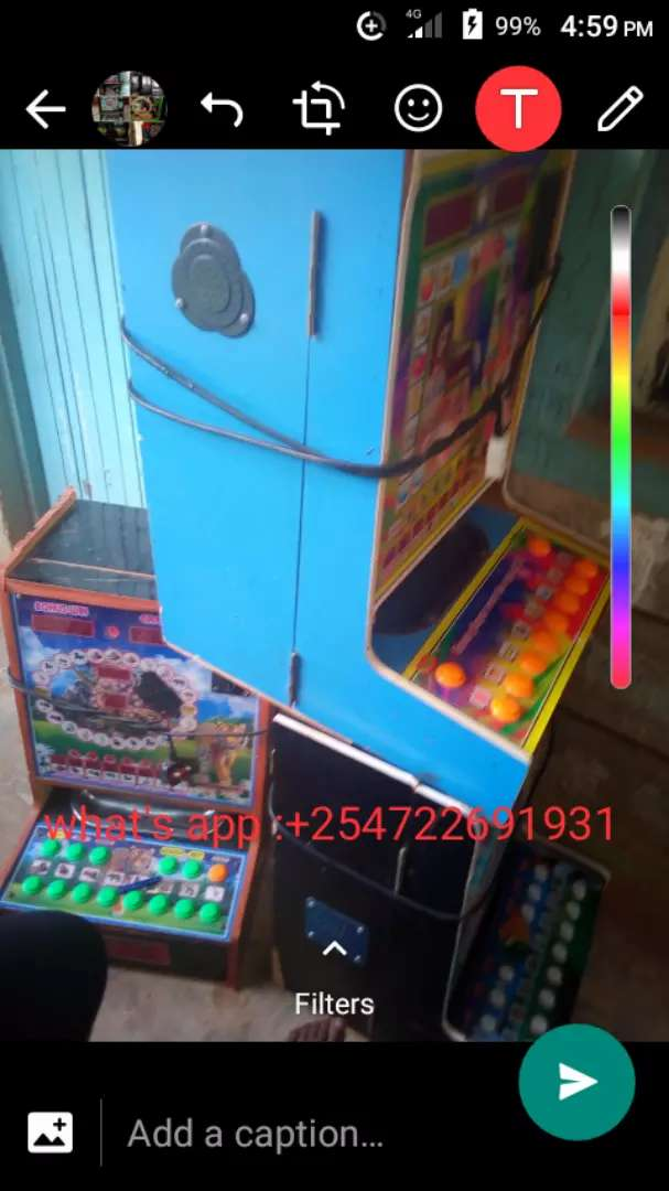 Selling coins slot machines 0