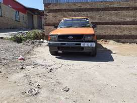 Ford courier 2.5D