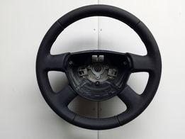 Kierownica Skóra VW Passat B6 Czteroramienna