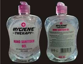 Hygiene Therapy Hand Sanitiser Gel R 492 per box of 12