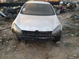 2012 GOLF 6 GTI FOR STRIPPING