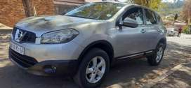 NISSAN QASHQAI 1.6 AVAILABLE IN EXCELLENT CONDITION