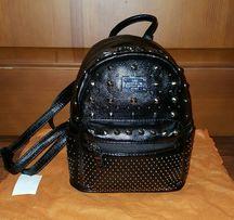 Новый стильный черный рюкзак сумка D&G