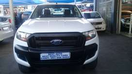 2014 Ford Ranger 2.2  Engine Capacity with Manuel Transmission,