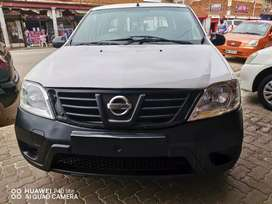 2018 NISSAN NP200 WITH SERVICE BOOK