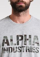 T-shirt Alpha Industries T-shirt CAMO PRINT T za 183 zł