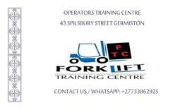 Course Training & Certificate Renewals.First AiD,Fork lift,TLB