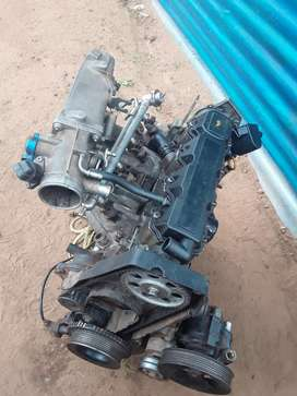 Opel cossa lite full enjector engine