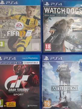 *PS4 Game Bundle*