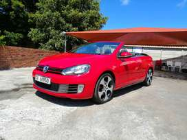 2013 GOLF 6 GTI DSG (LOW KM)