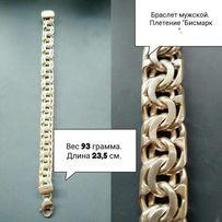 Изготовление цепей и браслетов из серебра