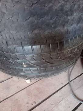 Continental tyre For SUV 265/40/21 still in good condition
