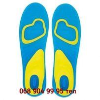 Гелиевые ортопедические стельки SCHOLL для обуви gel activ Женские