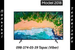 Телевізор SAMSUNG UE43NU7192/22 2018р 4К Т2 Smart з Польщі є в наявнос