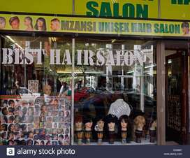 Looking for a salon to rent