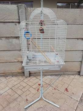 Bird Cage for small Parrots