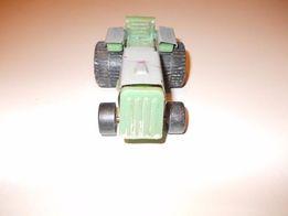 Игрушка СССР колесный трактор