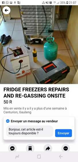 New appliances homes REPAIRS
