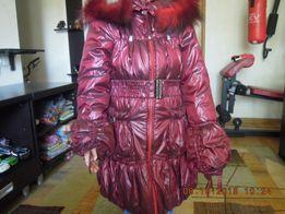 Пальто осень -зима на деврочку 6-8 лет