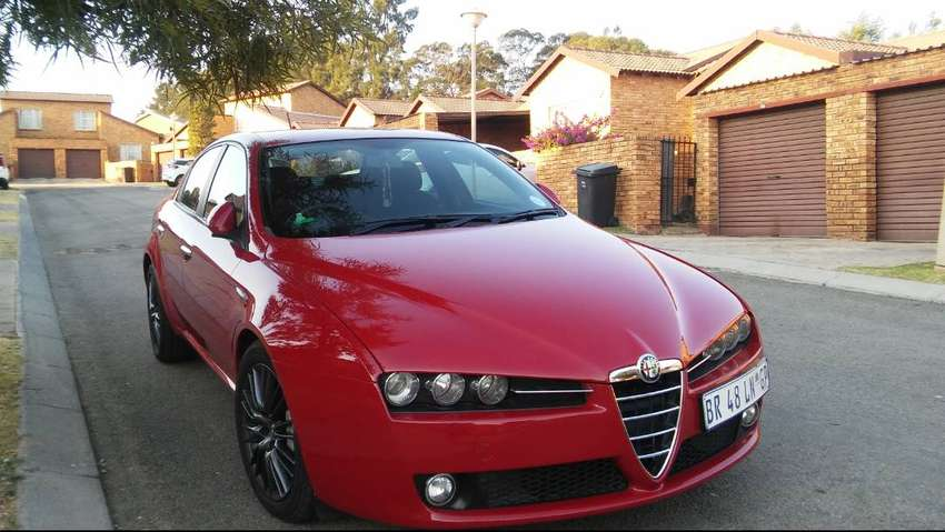 Alfa Romeo 159 TBI For Sale 0