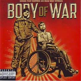 Body Of War - Various Artists (double CD)