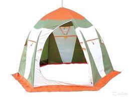 Палатка для зимней рыбалки Нельма -3