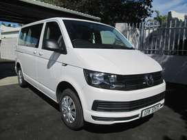 Saayman Car and Bakkie Hire - VW Kombi 8 Seater