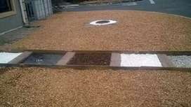 We install all types of garden stone and paving