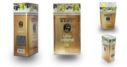 Оливковое масло Oro verde Extra Virgin 5л ОРО Экстра Оливкова олія