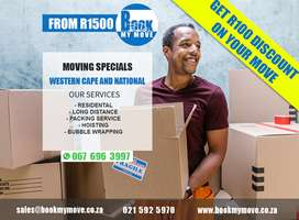Cheap Furniture Removal Services in Cape Town