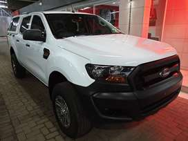 =2018 Ford Ranger 2.2TDCI Doublecab-Only 40800km-Canopy-Only R269900
