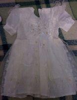 Платье детское для утреника