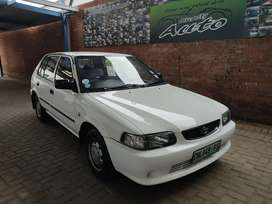 Very Low KM 2003 Toyota Tazz