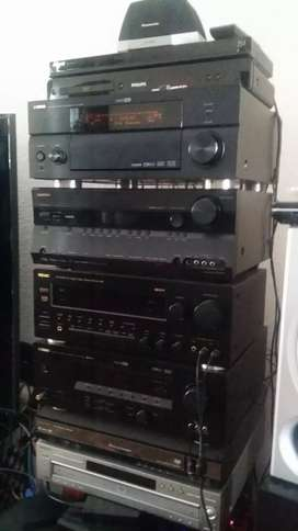 AV Reciever Amplifiers For Sale / Cash Or Courier Available