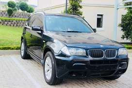 BMW X3 2.0D for spares