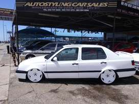 Autostyling VR6 Jetta-lots of extras & bargain price