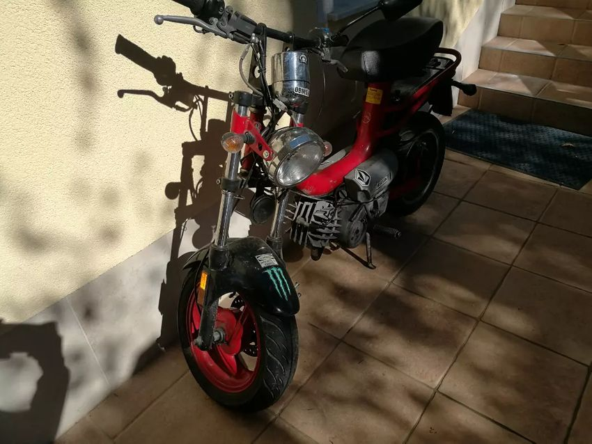 Tomos youngster racing 0