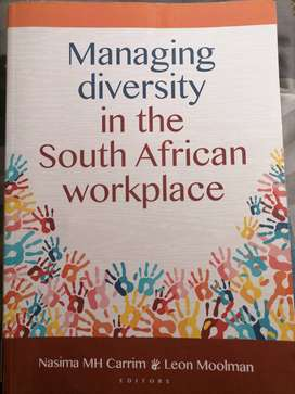 Managing diversity in the South African workplace